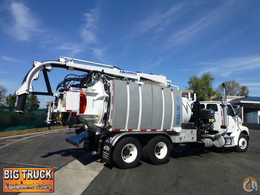 2007 Sterling L7500 Aquatech B-10 Sewer Vac Truck Vacuum Truck  Trailers STERLING L7500 Big Truck amp Equipment Sales LLC 18970 on CraneNetwork.com